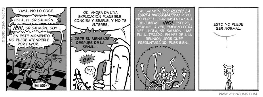 27 – Odio El Buzón De Voz
